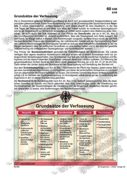 Grundsätze der Verfassung