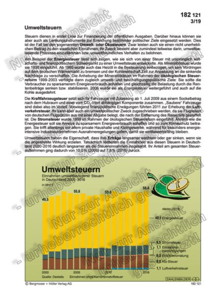Umweltsteuern