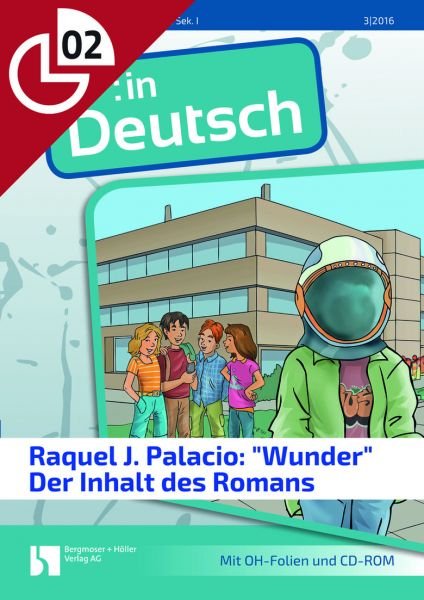 "Raquel J. Palacio: ""Wunder"" - Der Inhalt des Romans"