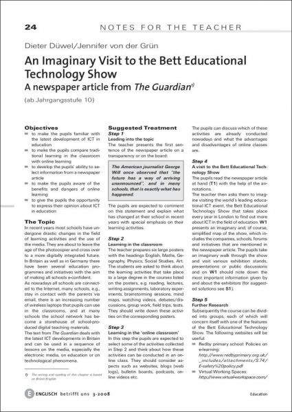 A Visit to the Bett Educational Technology Show