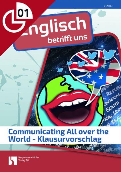 Communicating all over the World - Klausur
