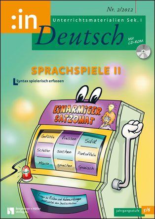 Sprachspiele II (Klasse 5/6)