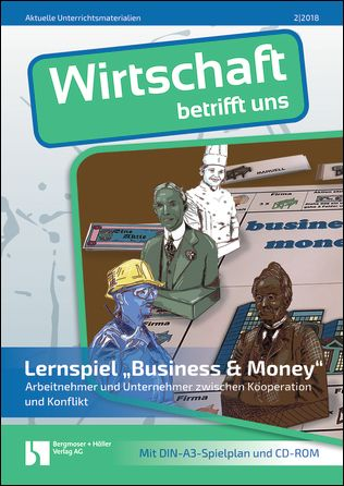 Lernspiel Business & Money