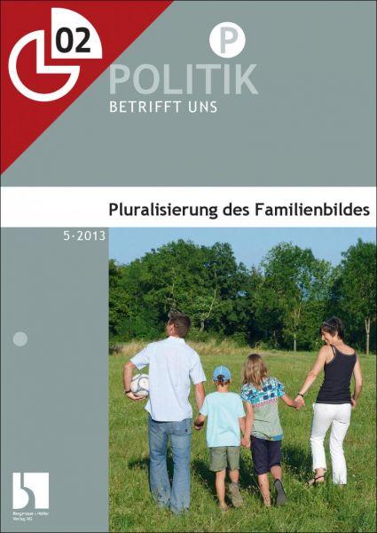 Pluralisierung des Familienbildes