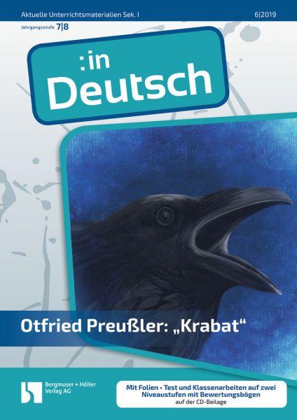 "Otfried Preußler: ""Krabat"" (7./8. Klasse)"