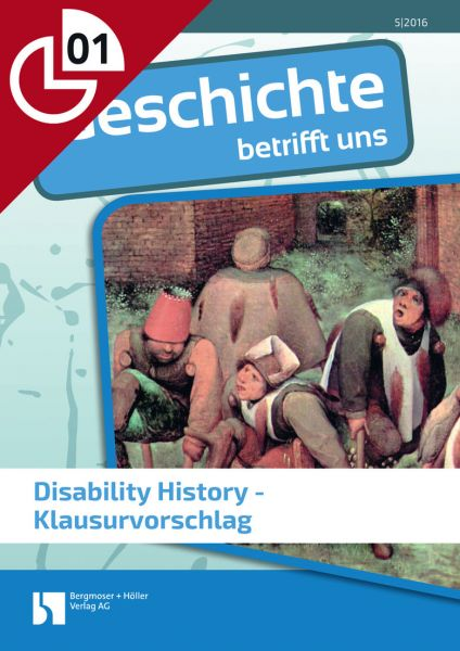 Disability History - Klausurvorschlag
