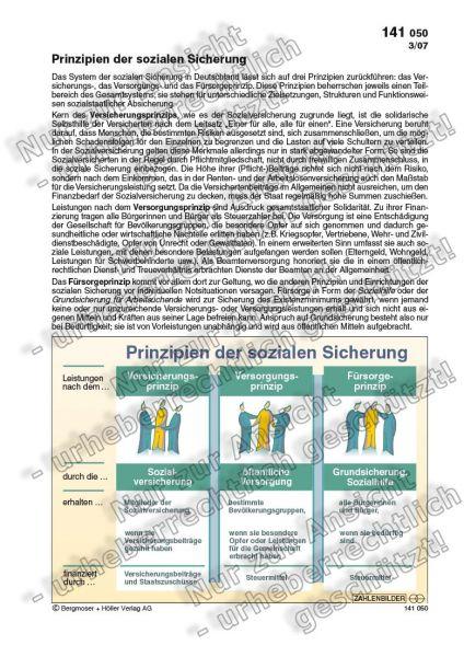 Prinzipien der sozialen Sicherung