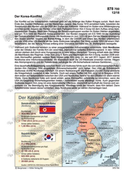 Der Korea-Konflikt