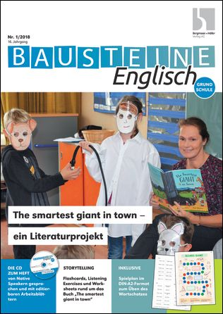 The smartest giant in town - ein Literaturprojekt