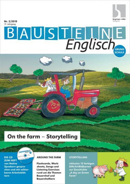 On the farm - Storytelling