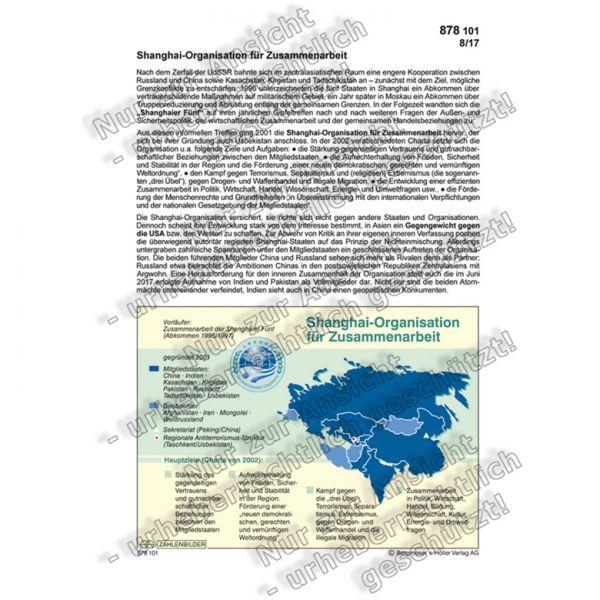 Shanghai-Organisation für Zusammenarbeit