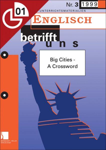 Big Cities - A Crossword