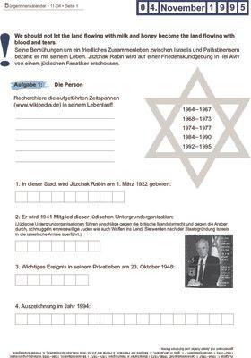 Jitzchak Rabin - 04.11.1995