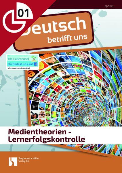Medientheorien - Lernerfolgskontrolle