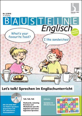 Let's talk! Sprechen im Englischunterricht