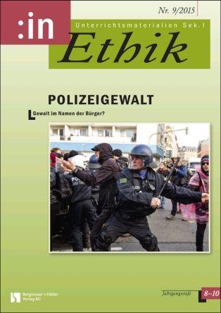 Polizeigewalt - Gewalt im Namen der Bürger?