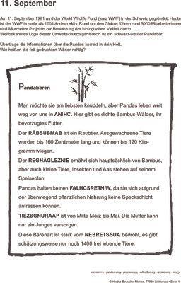 WWF-Gründung - 11.09.1961