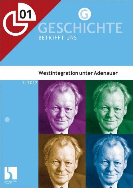 Westintegration unter Adenauer