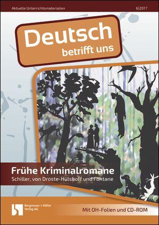 Schiller, von Droste Hülshoff und Fontane
