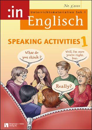 Speaking Activities 1