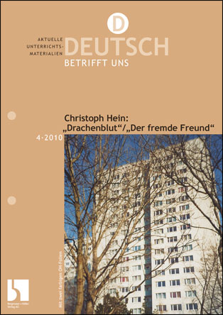 christoph hein drachenblut deutsch betrifft uns deutsch sekundarstufe ii arbeitsbl tter. Black Bedroom Furniture Sets. Home Design Ideas