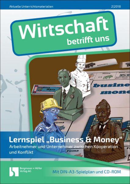 Lernspiel Business & Money
