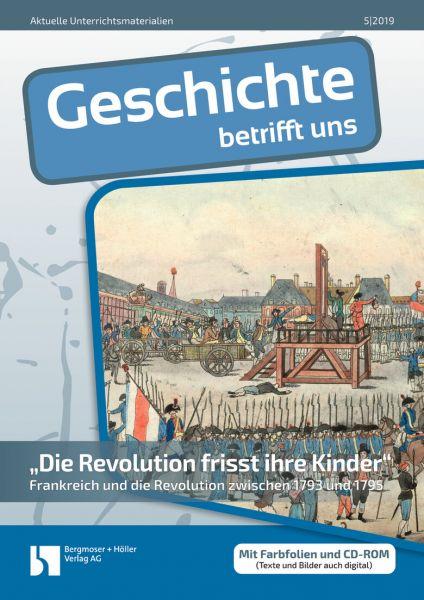 """""""Die Revolution frisst ihre Kinder"""""""