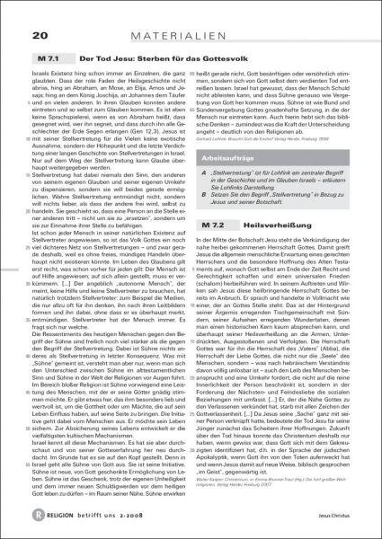 Christologie und Soteriologie