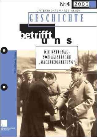 """Die Nationalsozialistische """"Machtergreifung"""""""