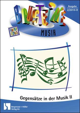 Zeichen in der Musik - Gegensätze II
