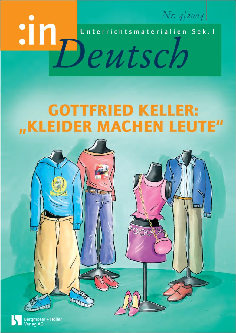 """g. keller: """"kleider machen leute"""" (klasse 7/8)"""
