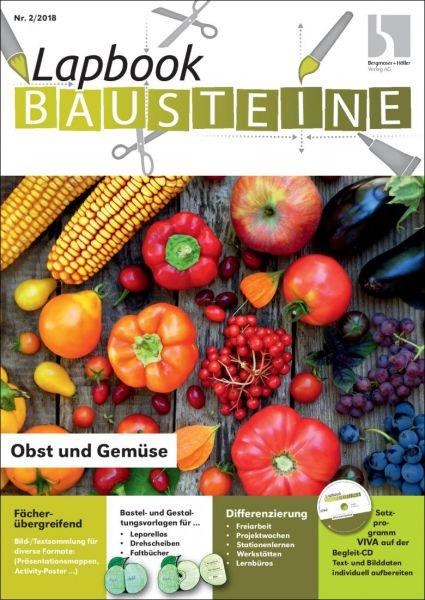 Lapbook Obst und Gemüse