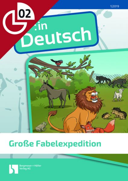 Große Fabelexpedition