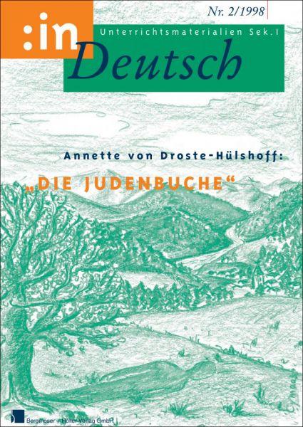 """Annette von Droste-Hülshoff: """"Die Judenbuche"""""""