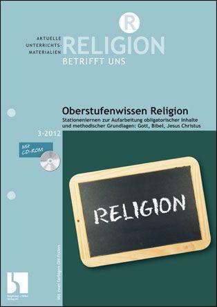 Oberstufenwissen Religion - Stationenlernen