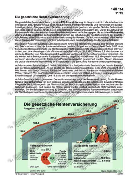 Die gesetzliche Rentenversicherung