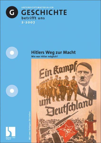 Hitlers Weg zur Macht
