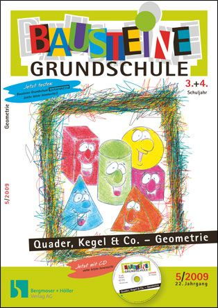 Quader, Kegel u. Co. - Geometrie