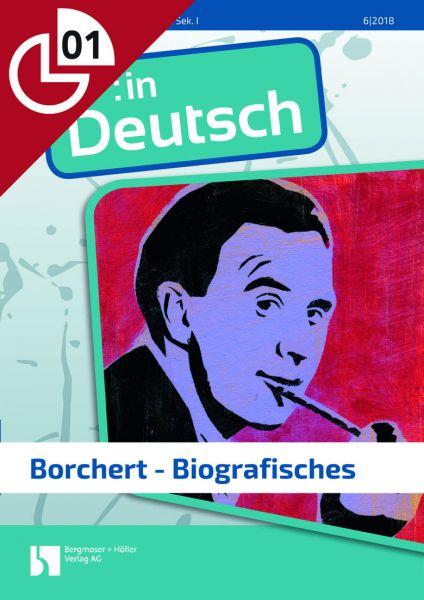 Borchert - Biografisches