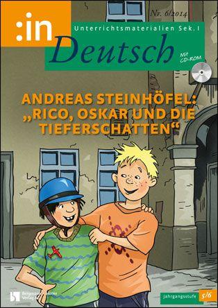 """Andreas Steinhöfel: """"Rico, Oskar und die Tieferschatten"""""""