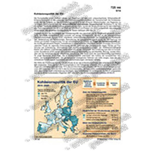 Kohäsionspolitik der EU