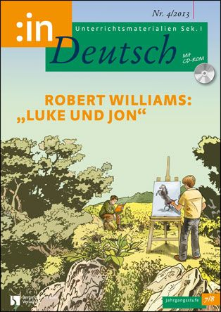 "Robert Williams: ""Luke und Jon"" (7/8)"
