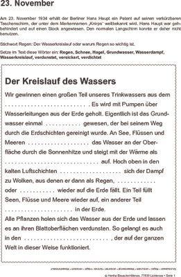 Hans Haupt und sein Knirps-Patent - 23.11.1934