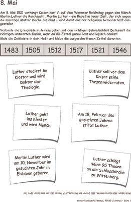 Luther und die Reichsacht - 08.05.1521