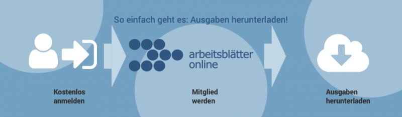 Arbeitsblätter Online - Unterrichtsmaterialien zum schnellen ...