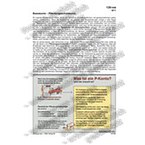 Basiskonto - Pfändungsschutzkonto