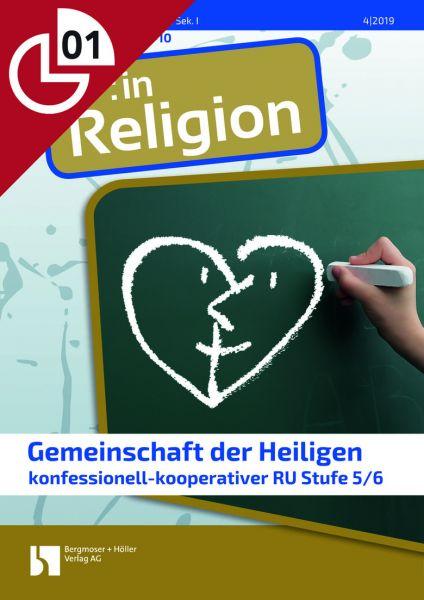 Gemeinschaft der Heiligen (konfessionell-kooperativer RU Stufe 5/6)