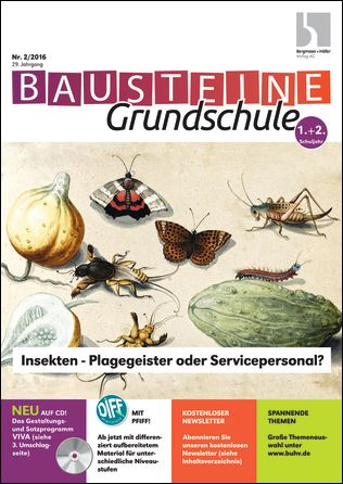 Insekten - Plagegeister oder Servicepersonal?