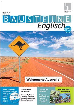 Welcome to Australia!