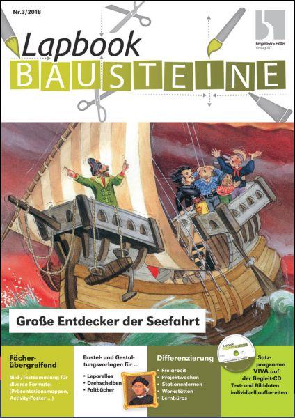 Lapbook Große Entdecker der Seefahrt